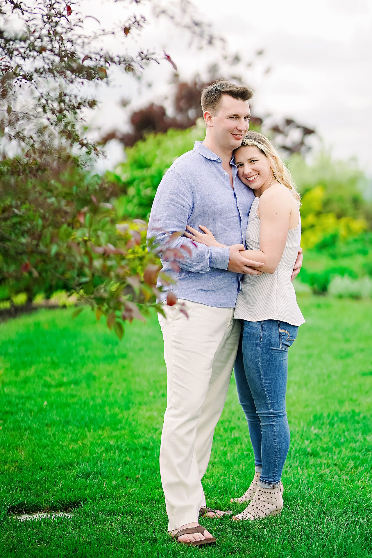 Kendra Pete West Baden Springs Engagement Session 178