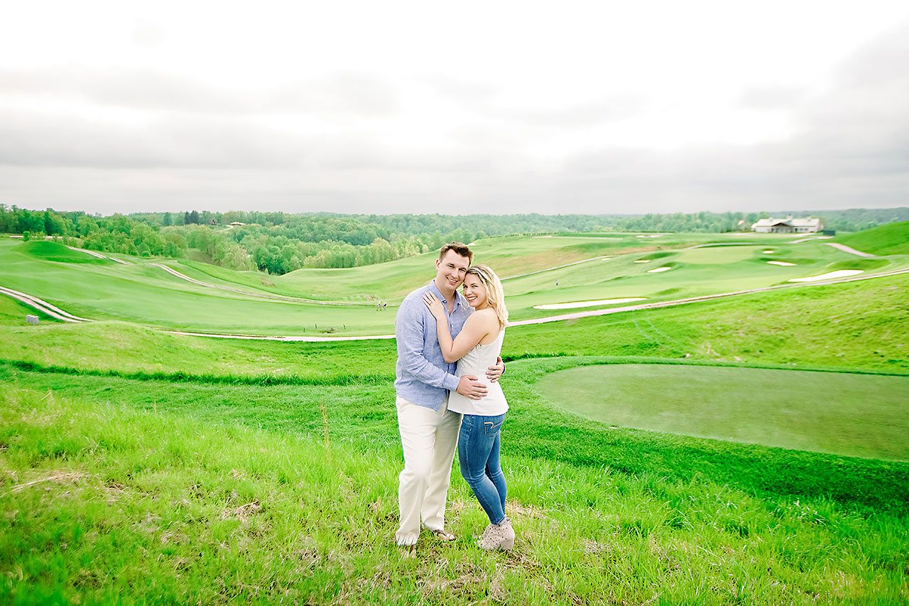Kendra Pete West Baden Springs Engagement Session 187