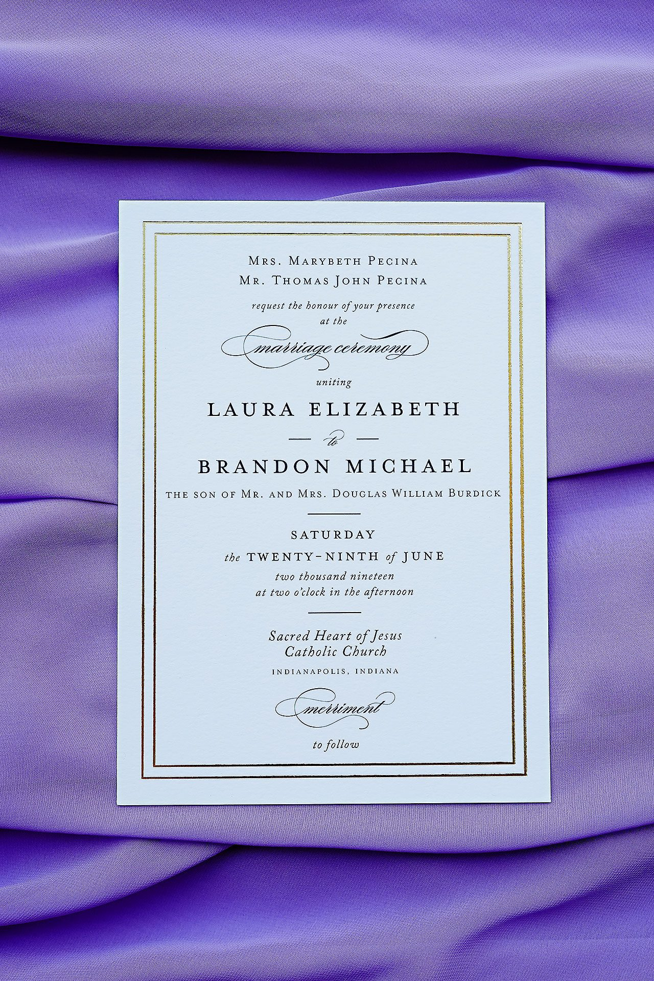 Laura Brandon Sacred Heart Conrad Indianapolis Wedding 003