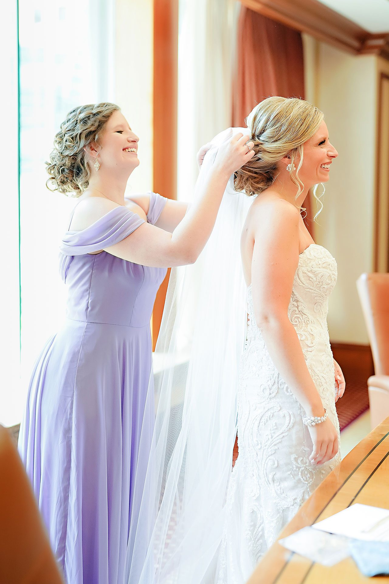 Laura Brandon Sacred Heart Conrad Indianapolis Wedding 027