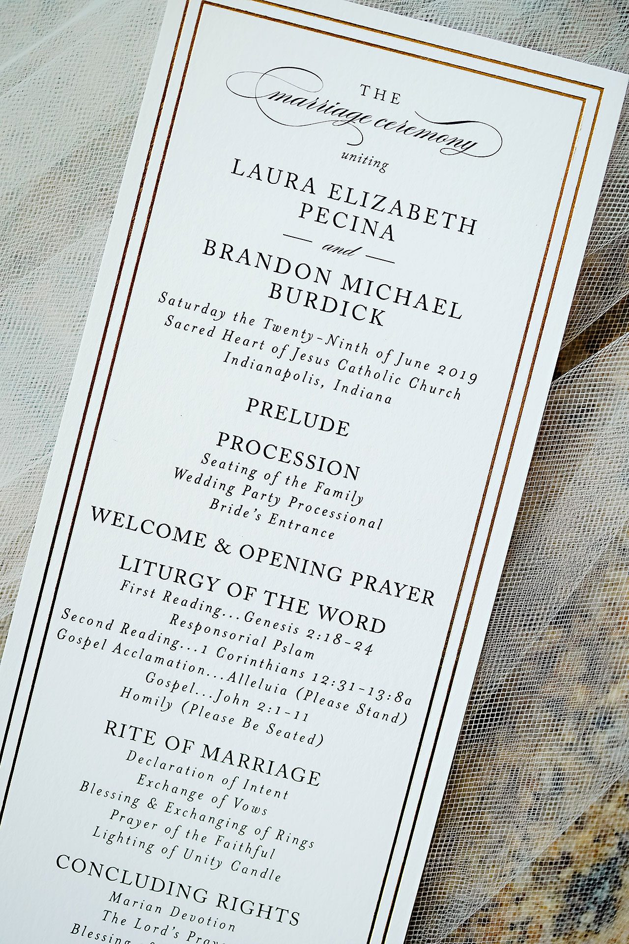 Laura Brandon Sacred Heart Conrad Indianapolis Wedding 054