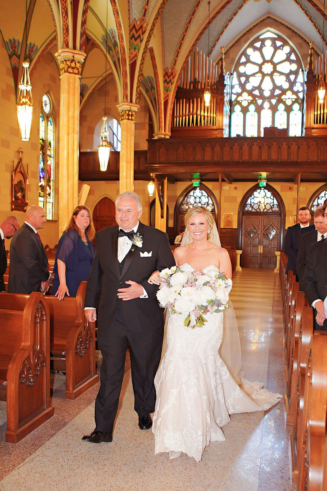 Laura Brandon Sacred Heart Conrad Indianapolis Wedding 057