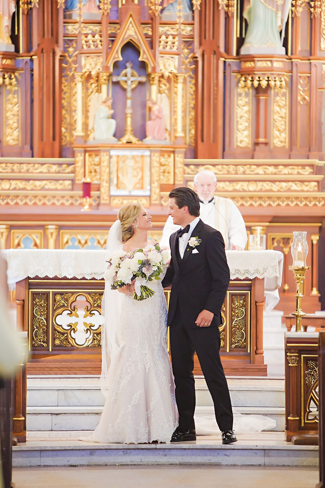 Laura Brandon Sacred Heart Conrad Indianapolis Wedding 064