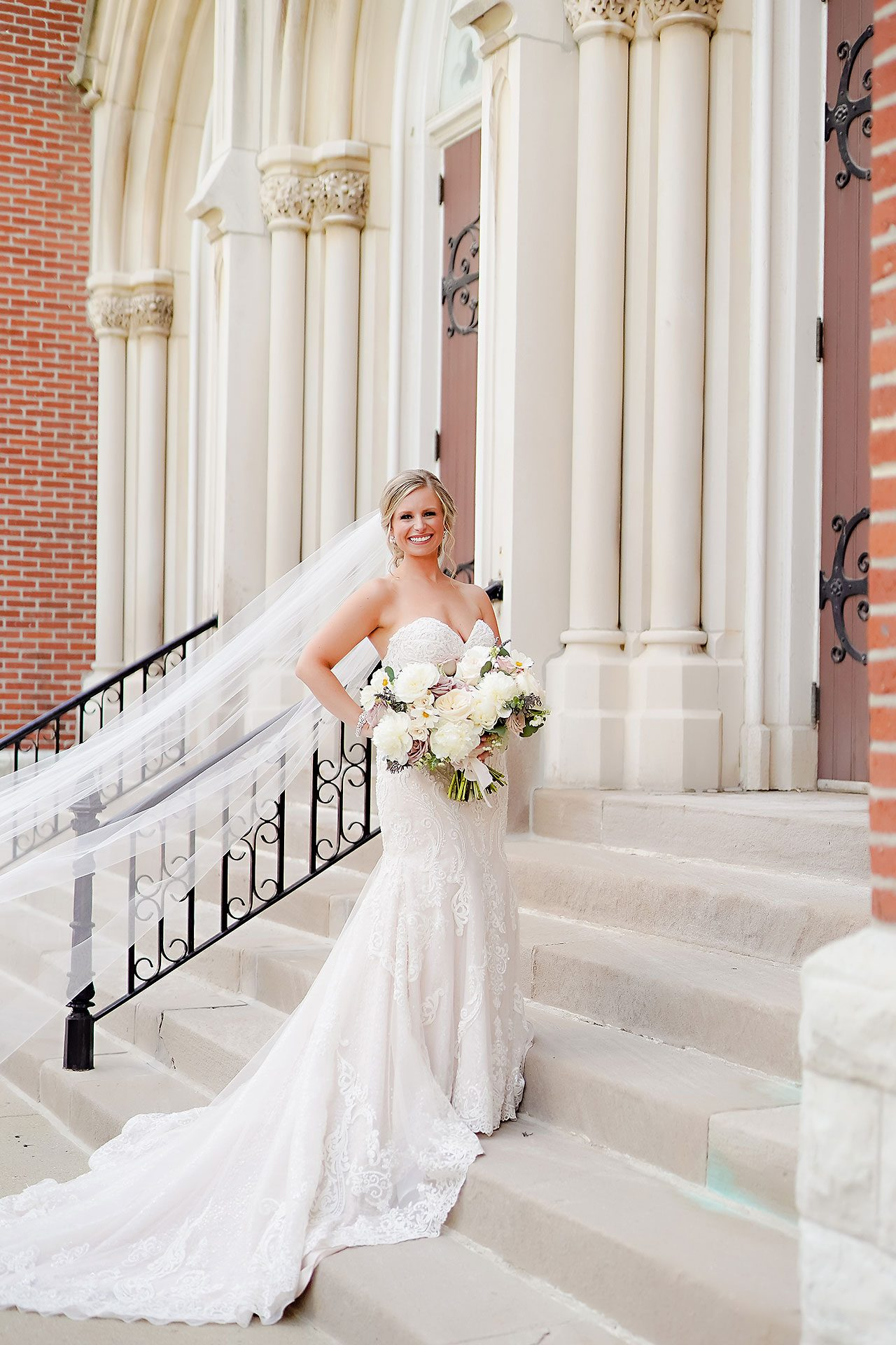 Laura Brandon Sacred Heart Conrad Indianapolis Wedding 078