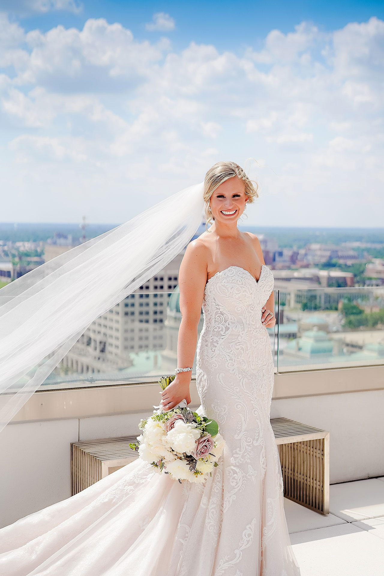 Laura Brandon Sacred Heart Conrad Indianapolis Wedding 097