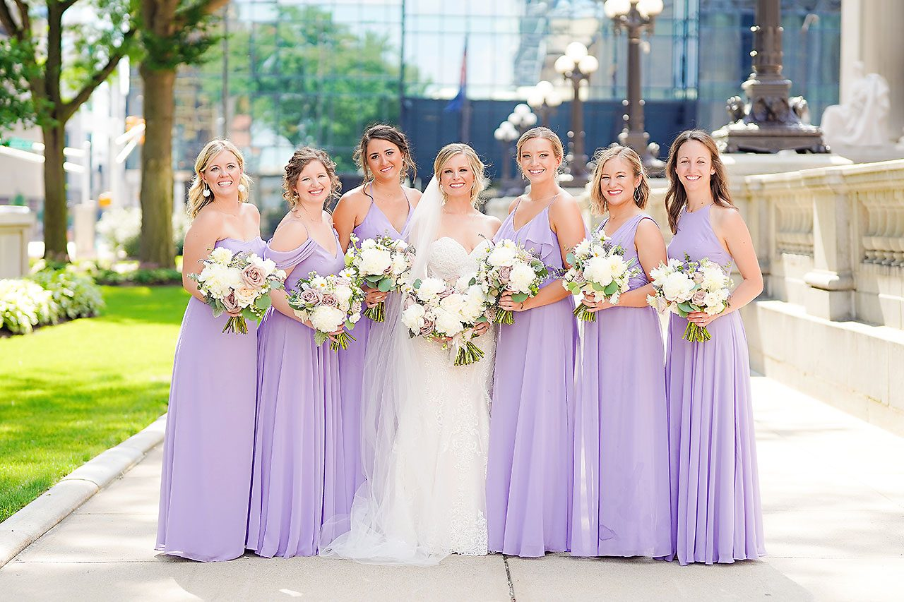 Laura Brandon Sacred Heart Conrad Indianapolis Wedding 128
