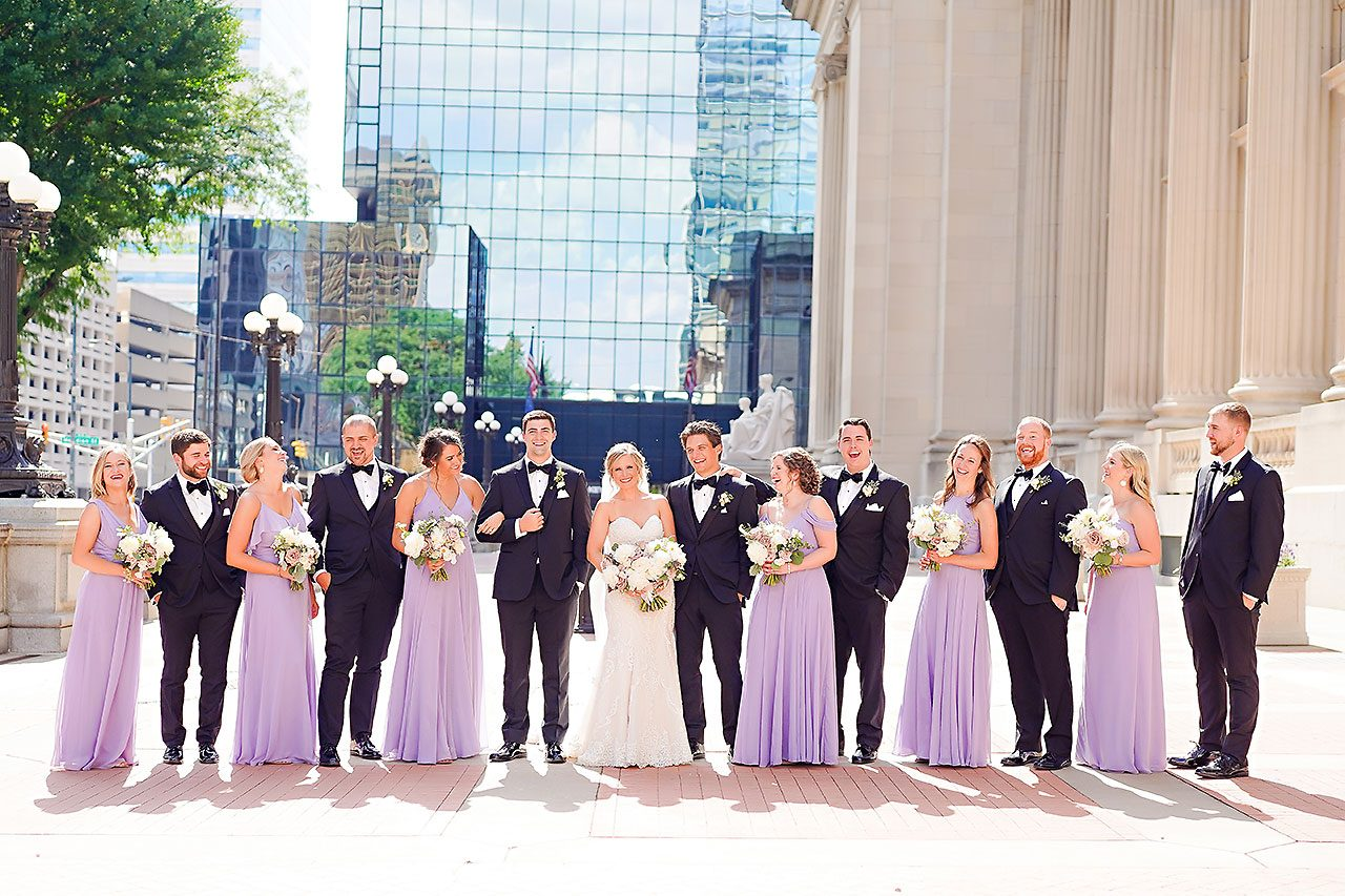 Laura Brandon Sacred Heart Conrad Indianapolis Wedding 133