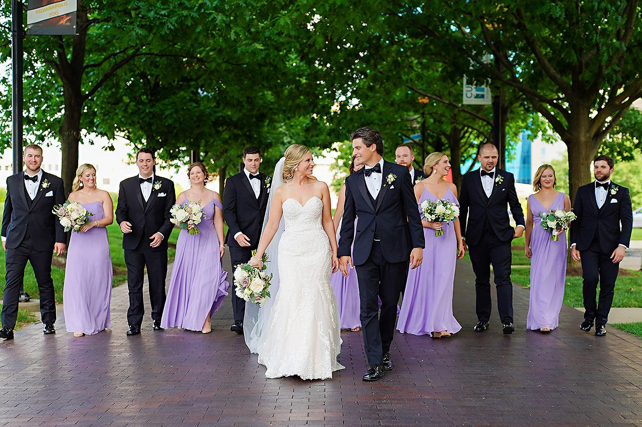 Laura Brandon Sacred Heart Conrad Indianapolis Wedding 136