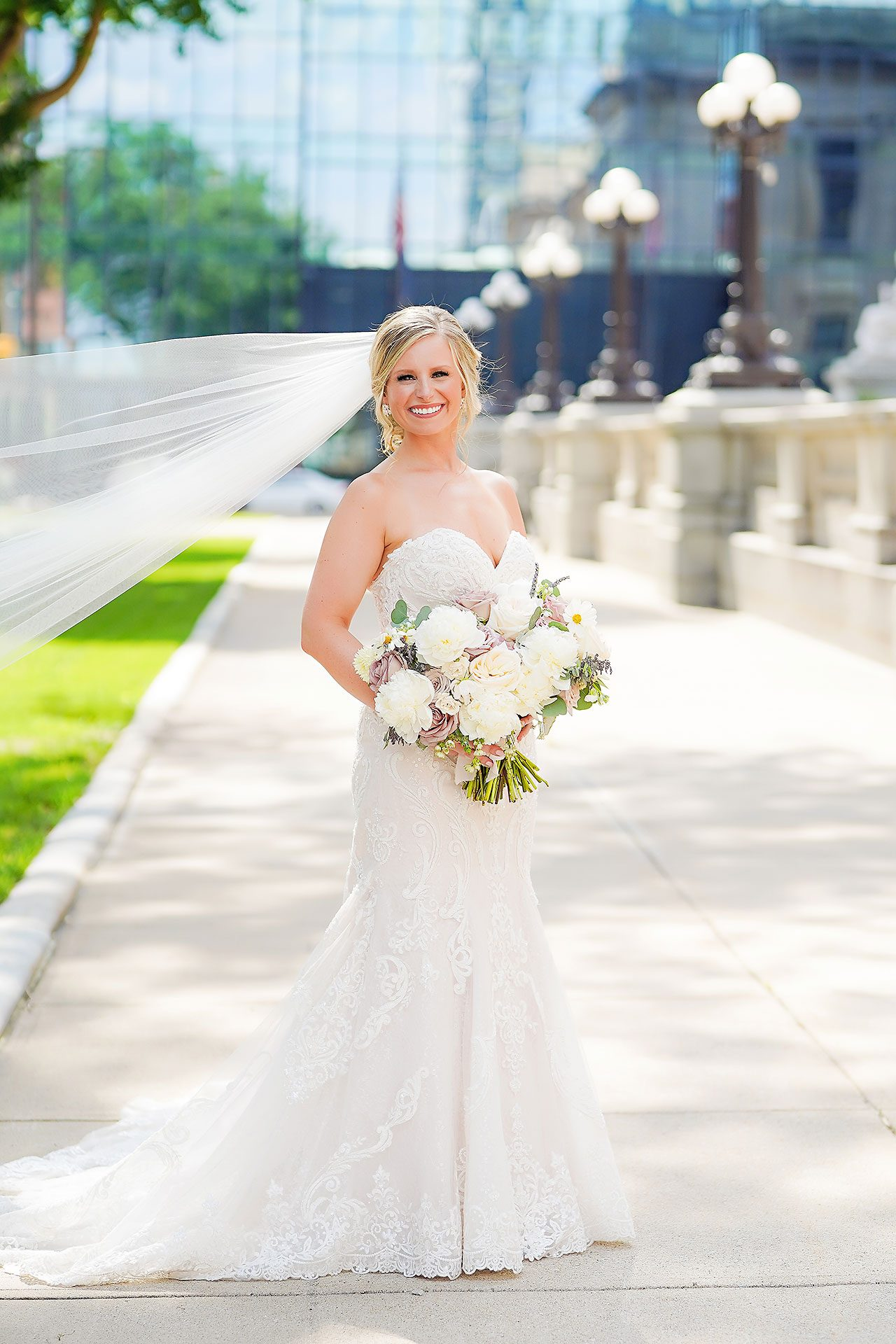 Laura Brandon Sacred Heart Conrad Indianapolis Wedding 149
