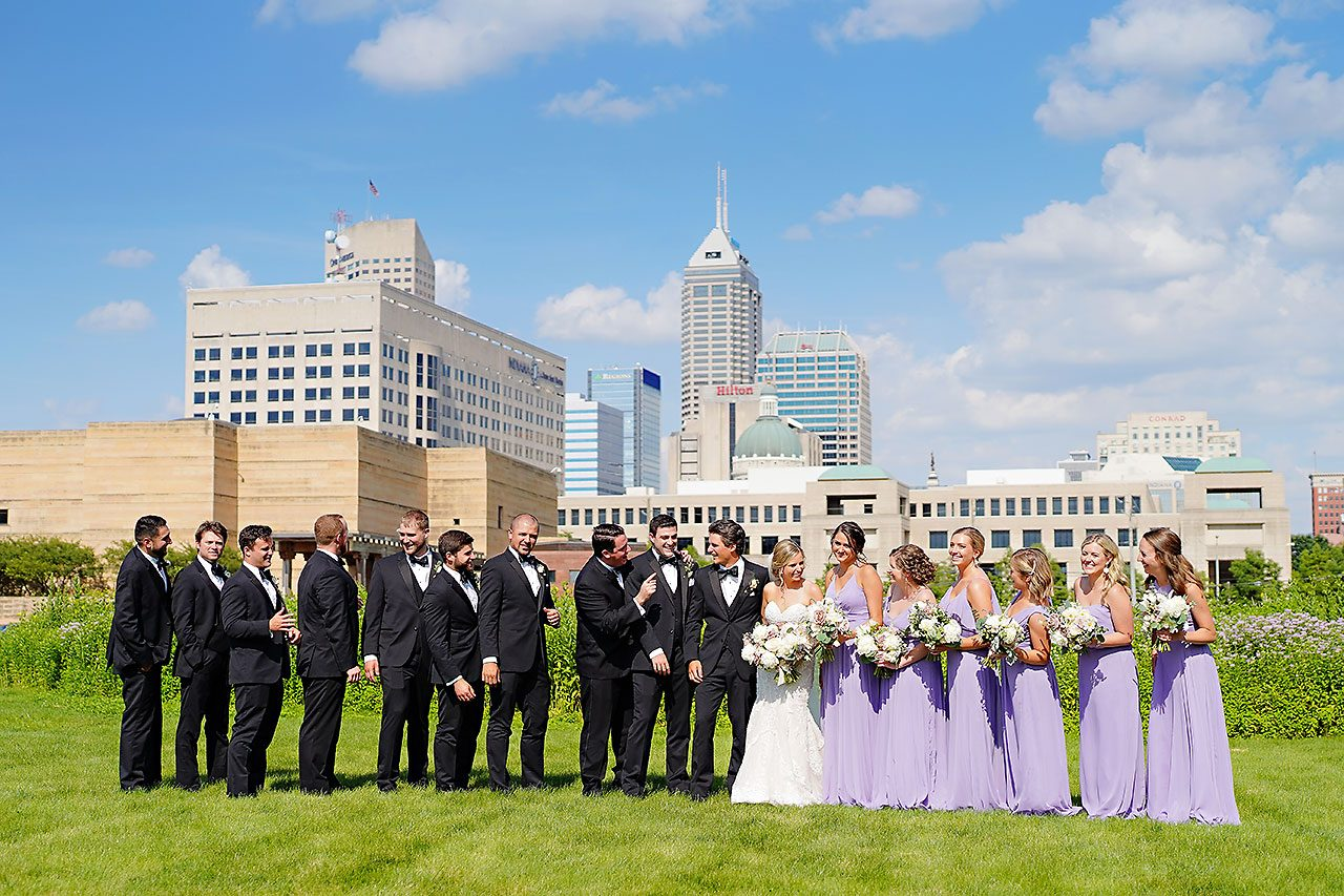 Laura Brandon Sacred Heart Conrad Indianapolis Wedding 165