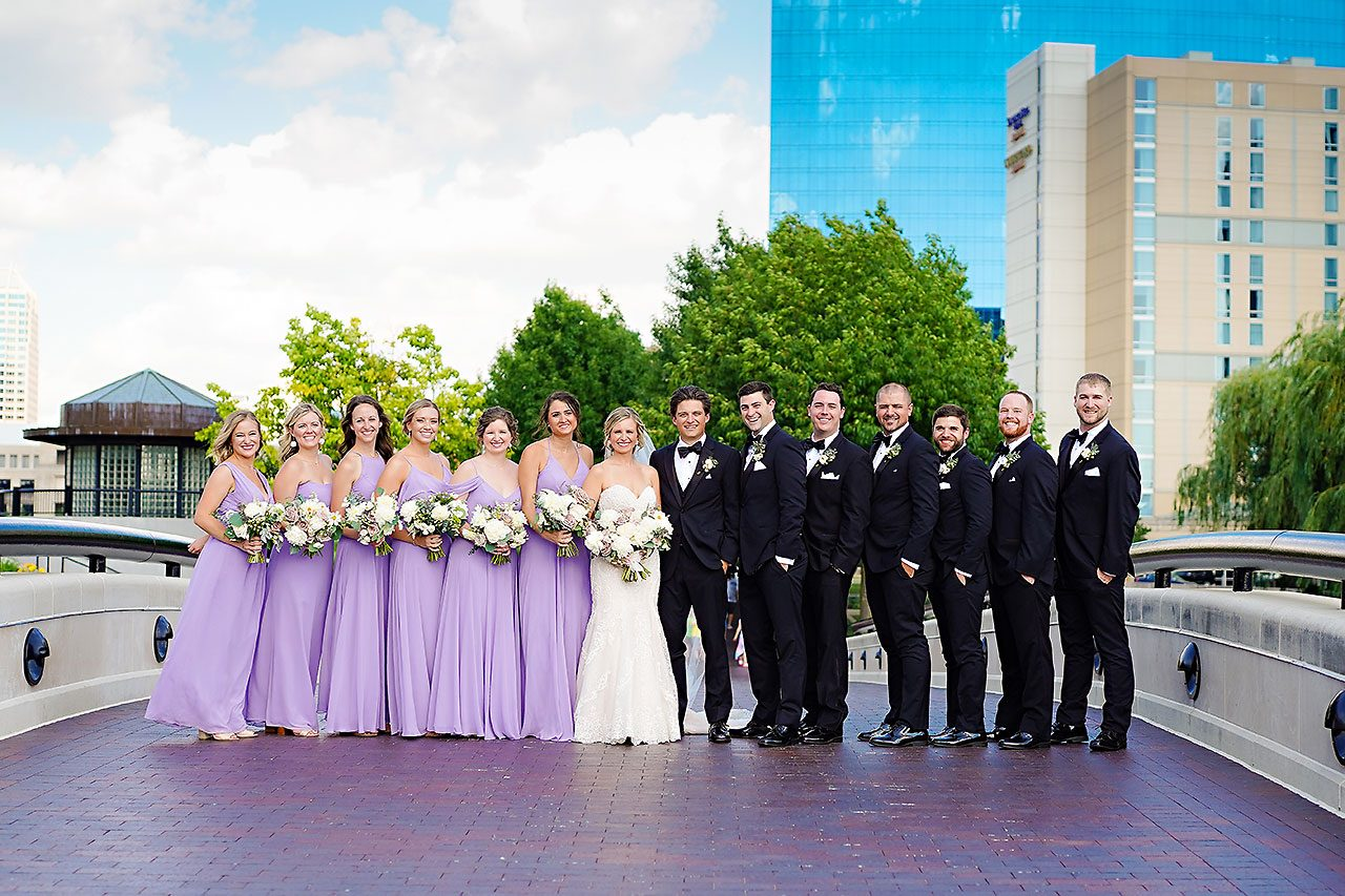 Laura Brandon Sacred Heart Conrad Indianapolis Wedding 168