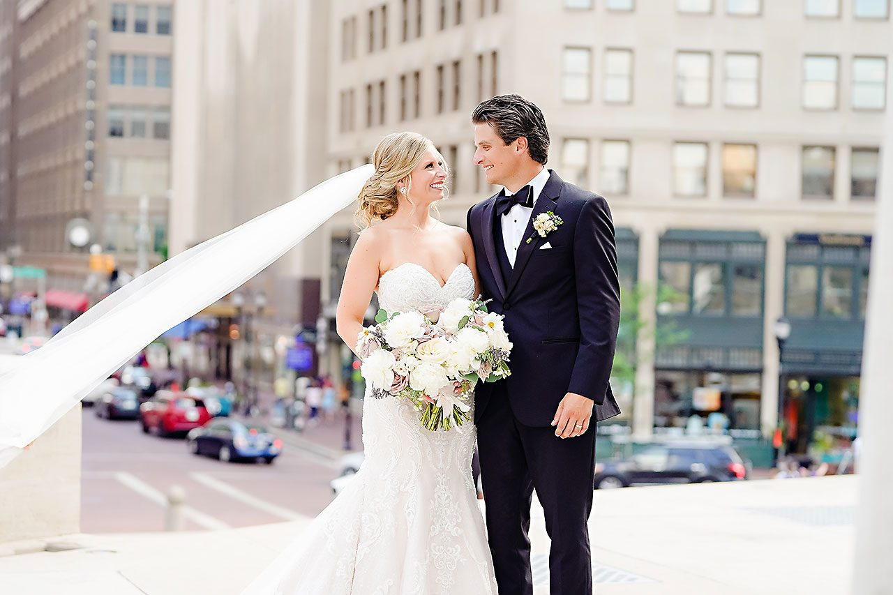 Laura Brandon Sacred Heart Conrad Indianapolis Wedding 173