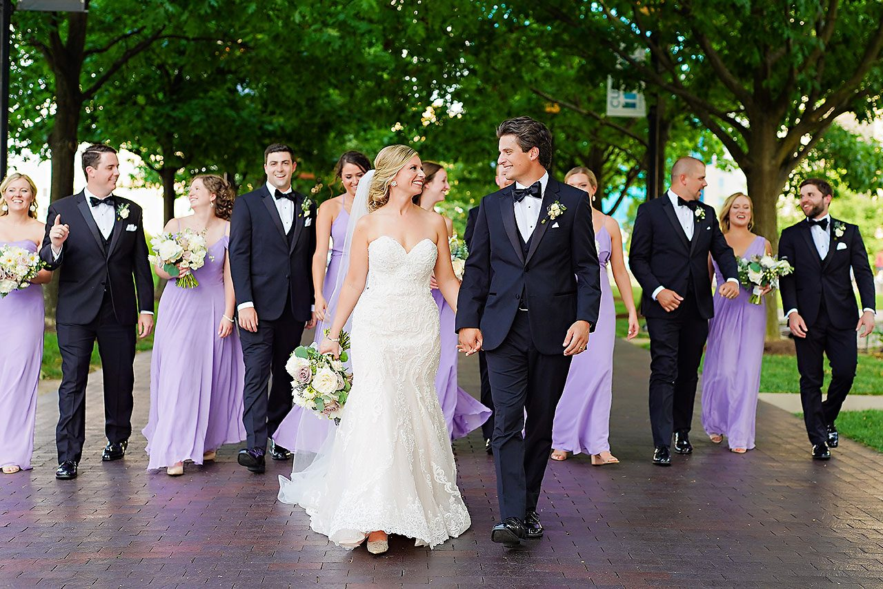 Laura Brandon Sacred Heart Conrad Indianapolis Wedding 174