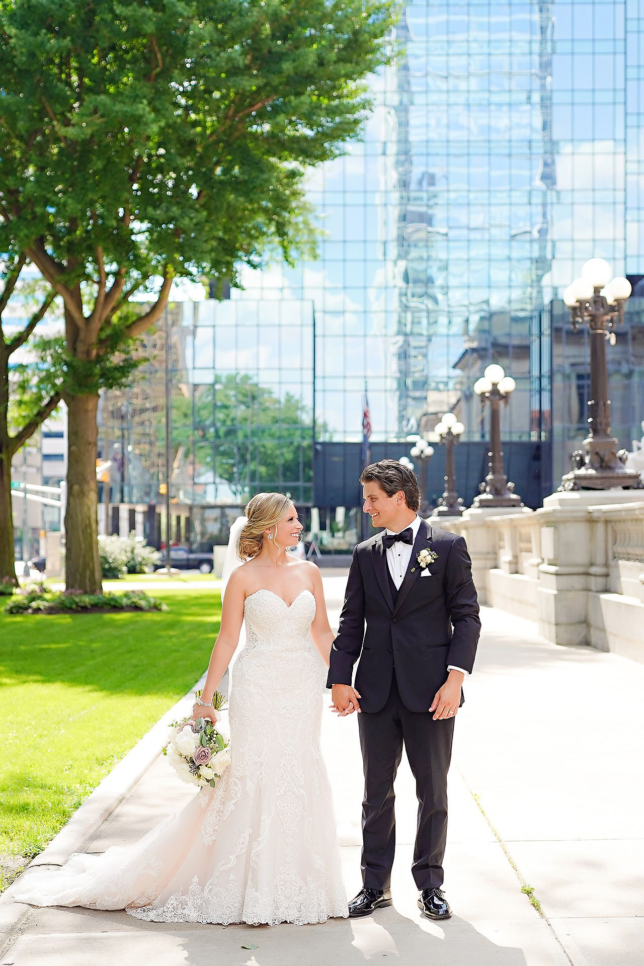 Laura Brandon Sacred Heart Conrad Indianapolis Wedding 175