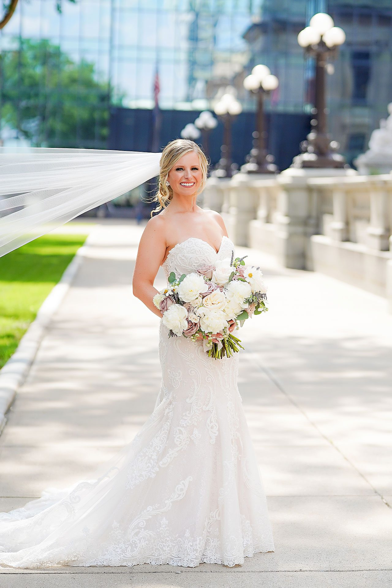 Laura Brandon Sacred Heart Conrad Indianapolis Wedding 176