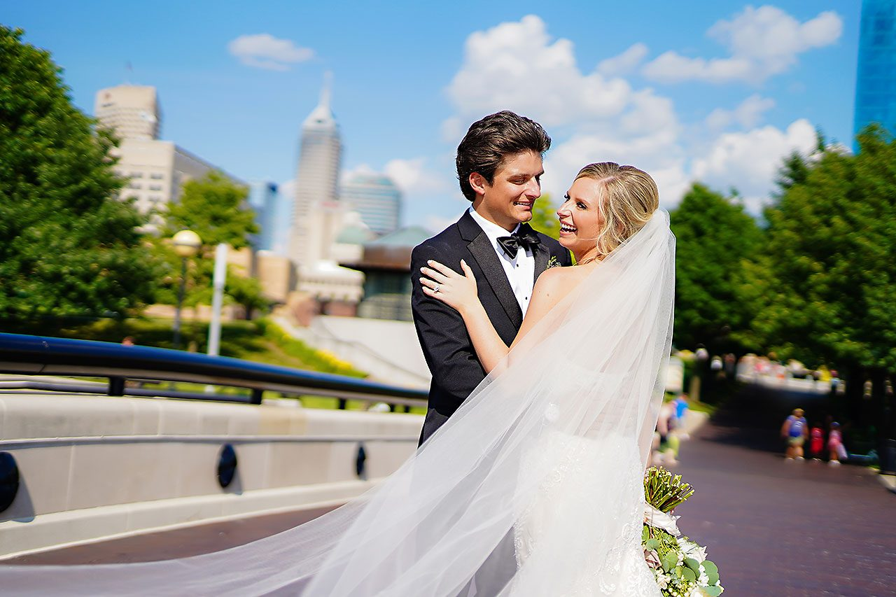 Laura Brandon Sacred Heart Conrad Indianapolis Wedding