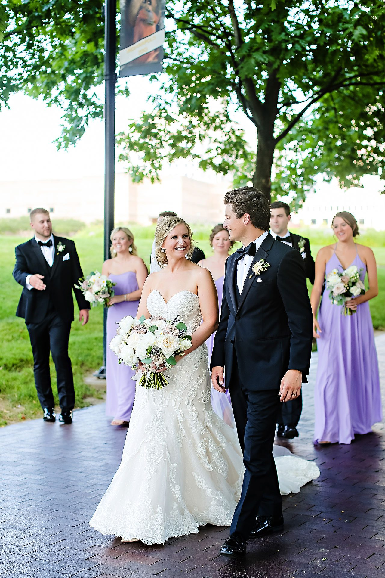 Laura Brandon Sacred Heart Conrad Indianapolis Wedding 210