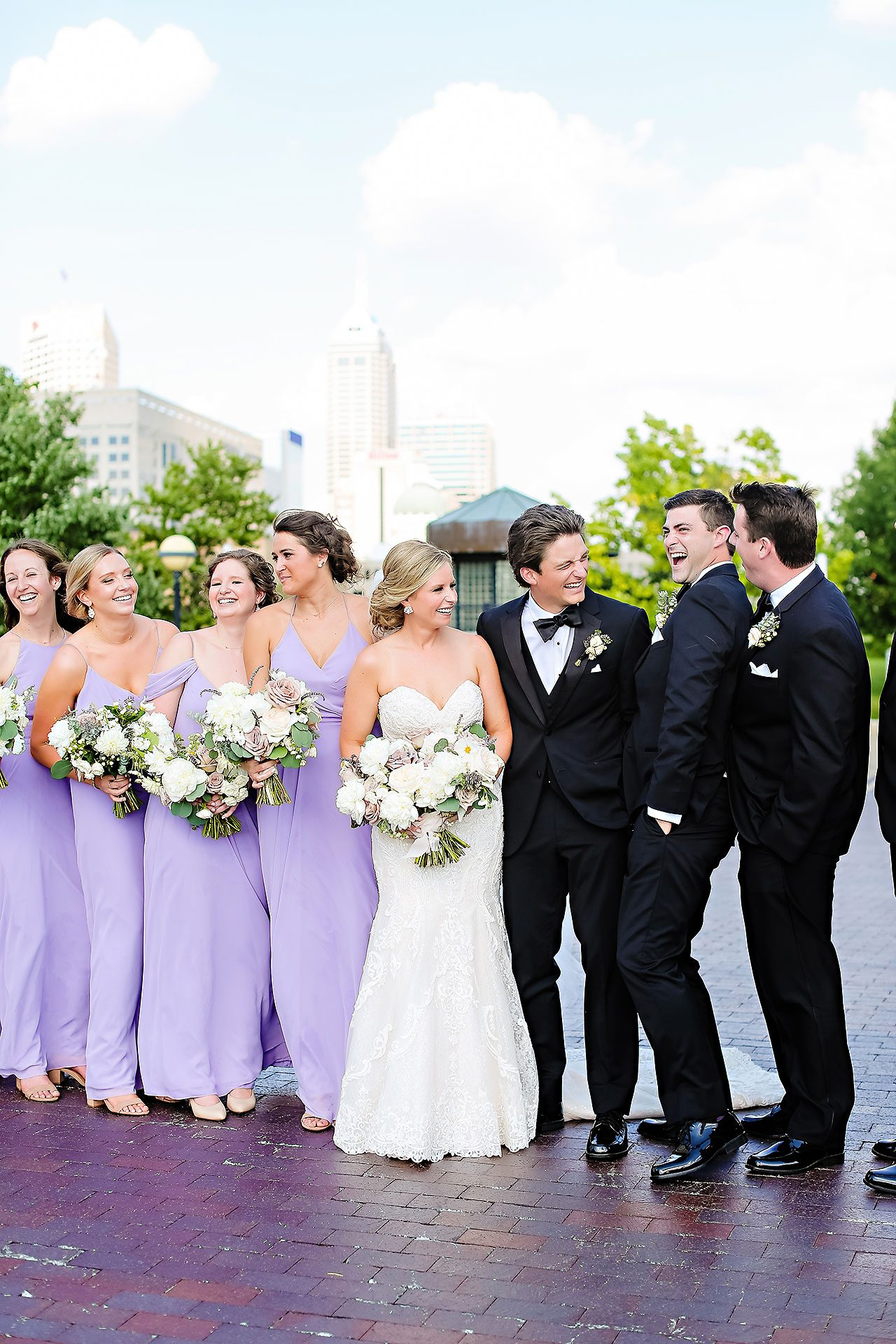 Laura Brandon Sacred Heart Conrad Indianapolis Wedding 213
