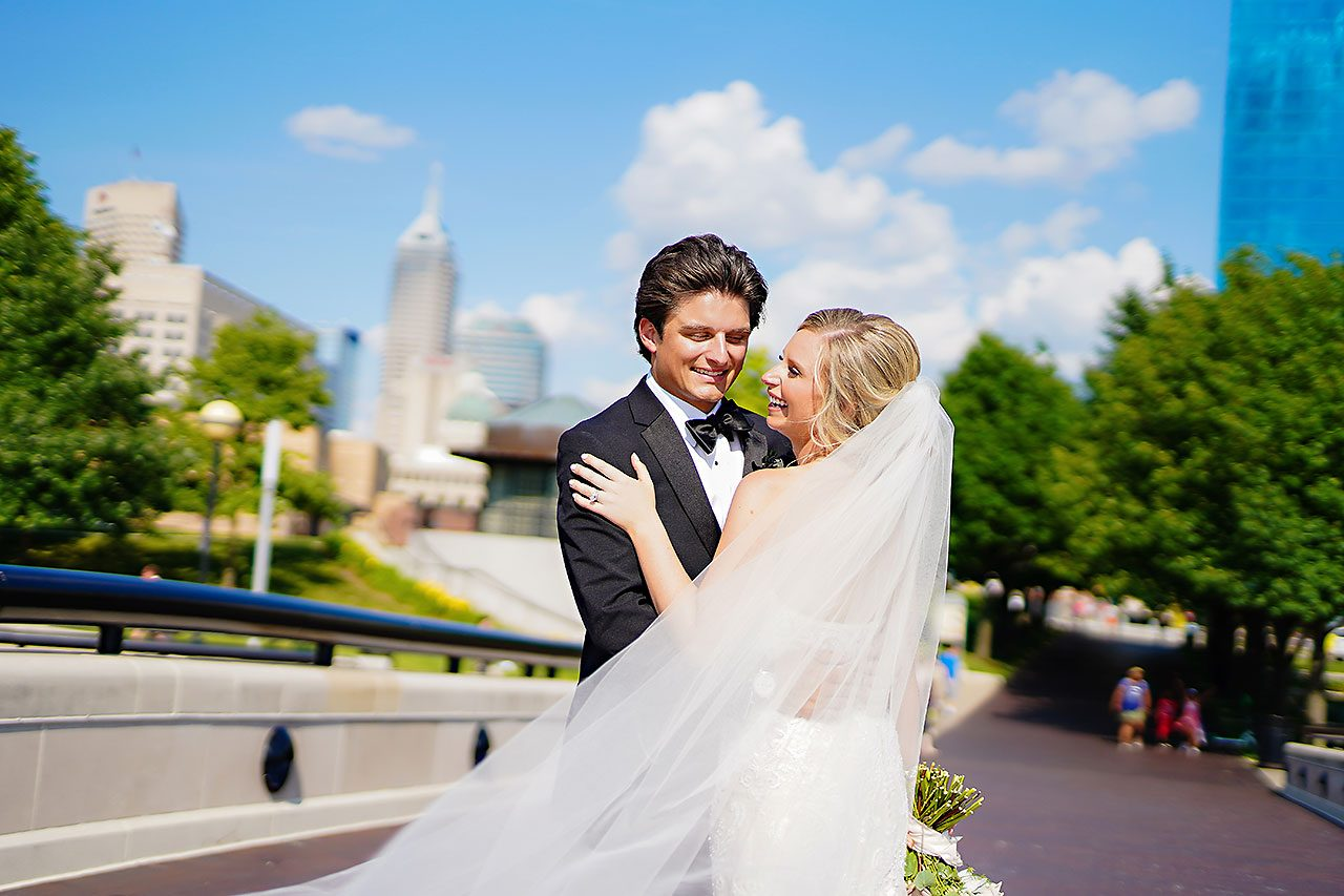 Laura Brandon Sacred Heart Conrad Indianapolis Wedding 215