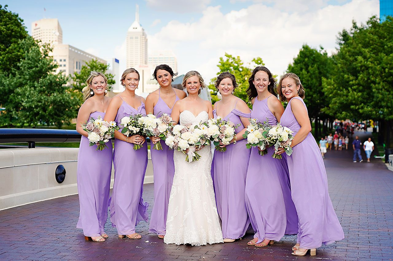 Laura Brandon Sacred Heart Conrad Indianapolis Wedding 216