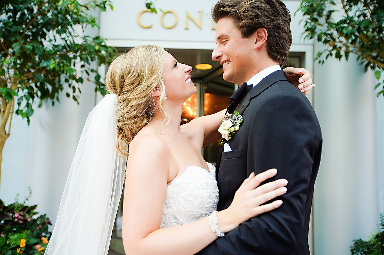 Laura Brandon Sacred Heart Conrad Indianapolis Wedding 221