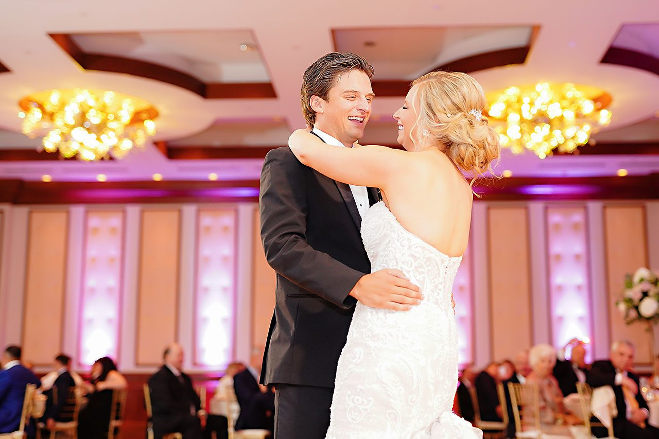Laura Brandon Sacred Heart Conrad Indianapolis Wedding 275