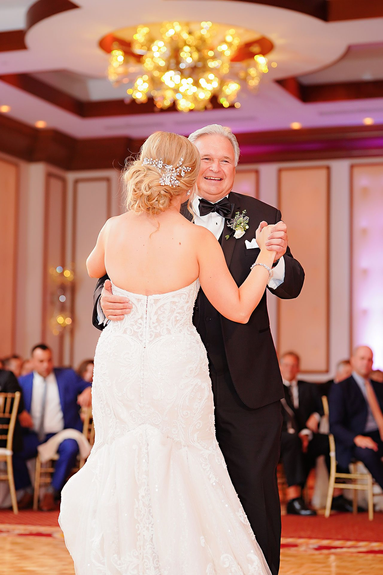 Laura Brandon Sacred Heart Conrad Indianapolis Wedding 284