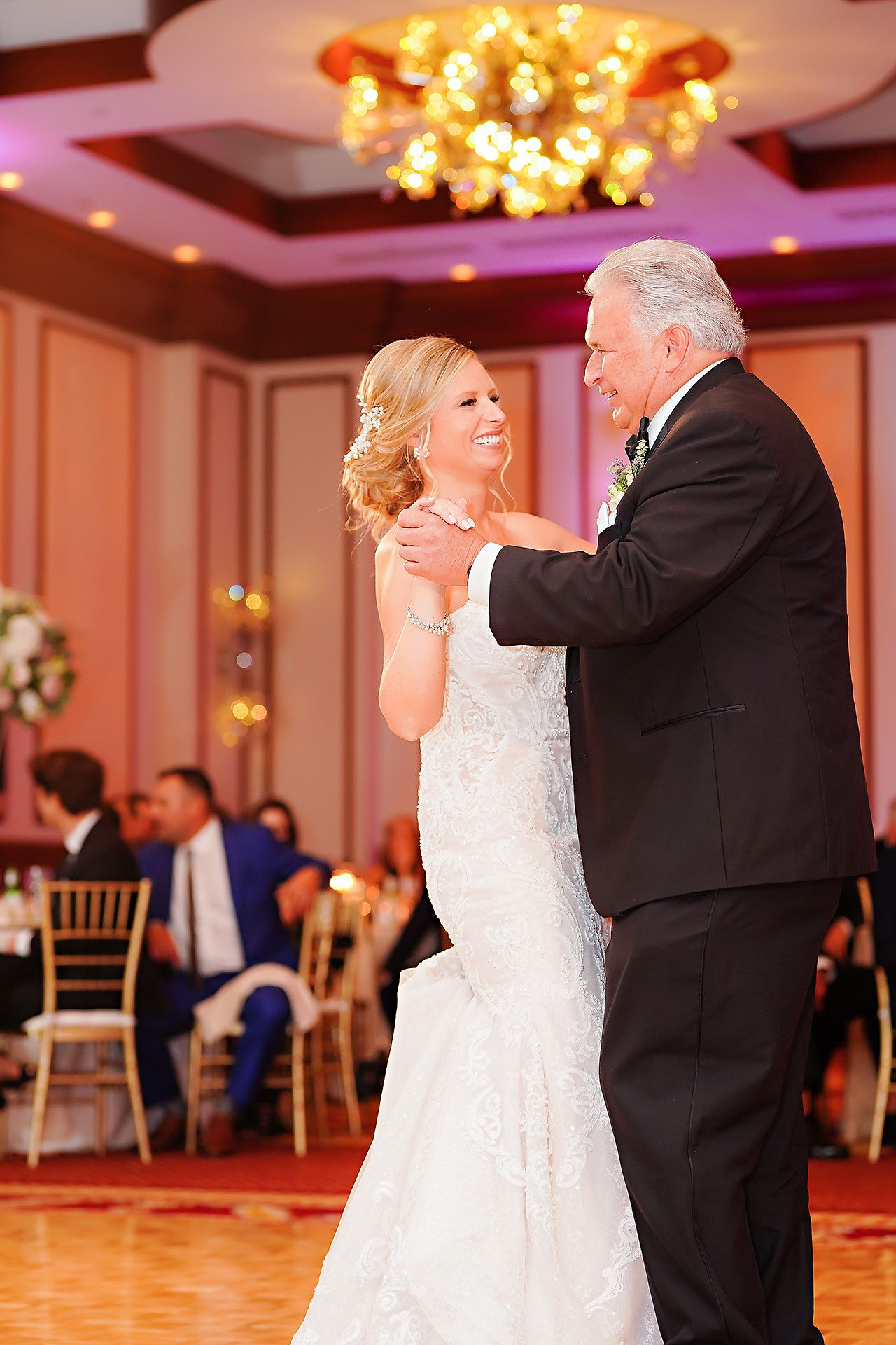 Laura Brandon Sacred Heart Conrad Indianapolis Wedding 287