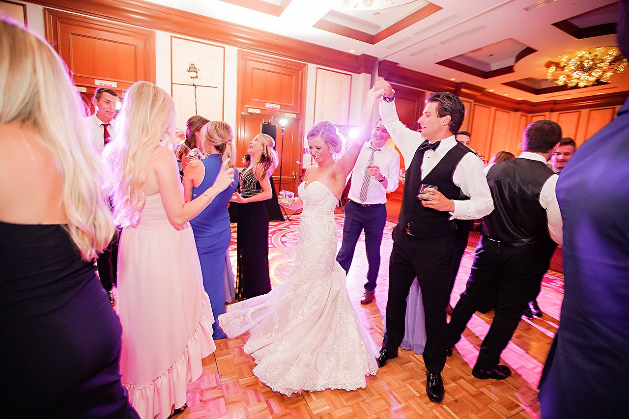 Laura Brandon Sacred Heart Conrad Indianapolis Wedding 318
