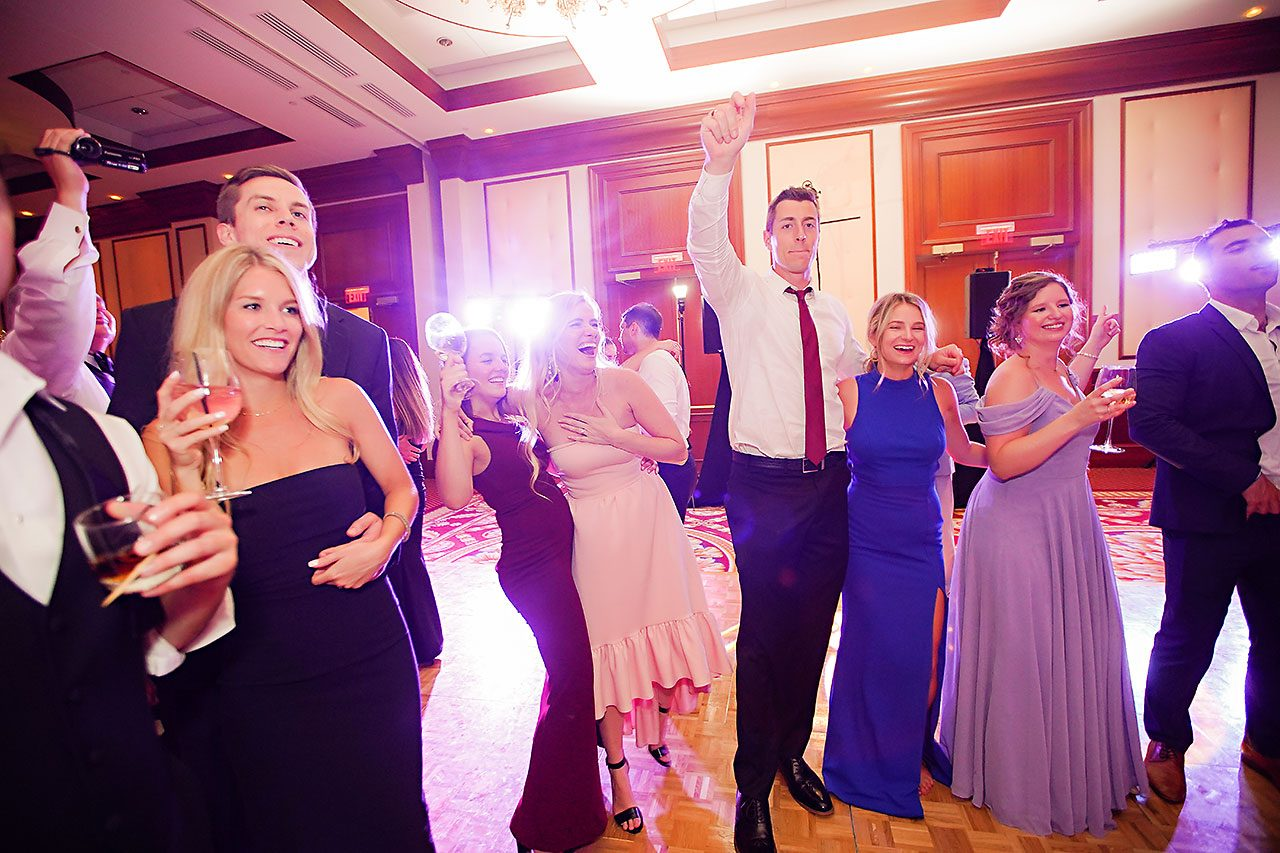 Laura Brandon Sacred Heart Conrad Indianapolis Wedding 328