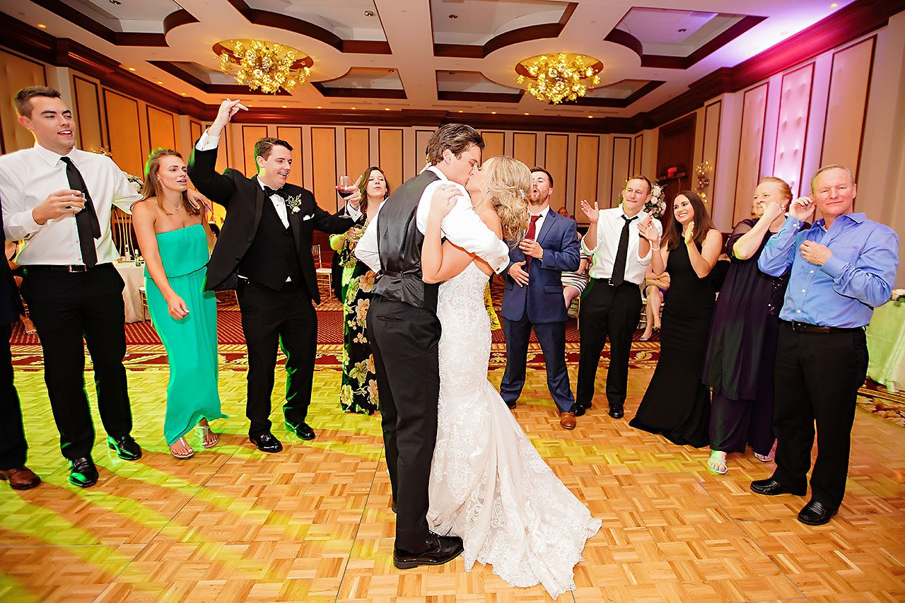 Laura Brandon Sacred Heart Conrad Indianapolis Wedding 335