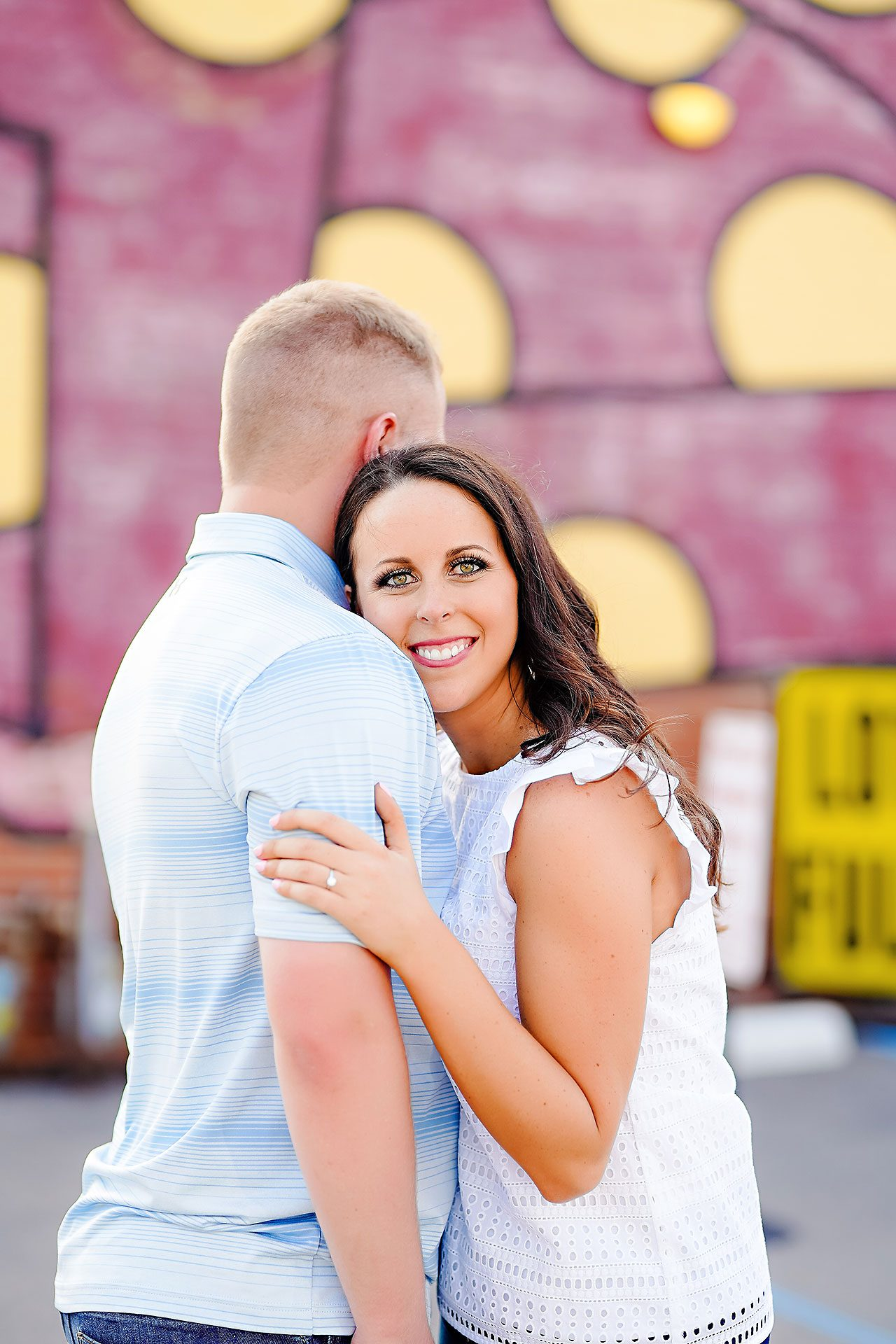 Michelle Casey Newfields Broad Ripple Indianapolis Engagement 069