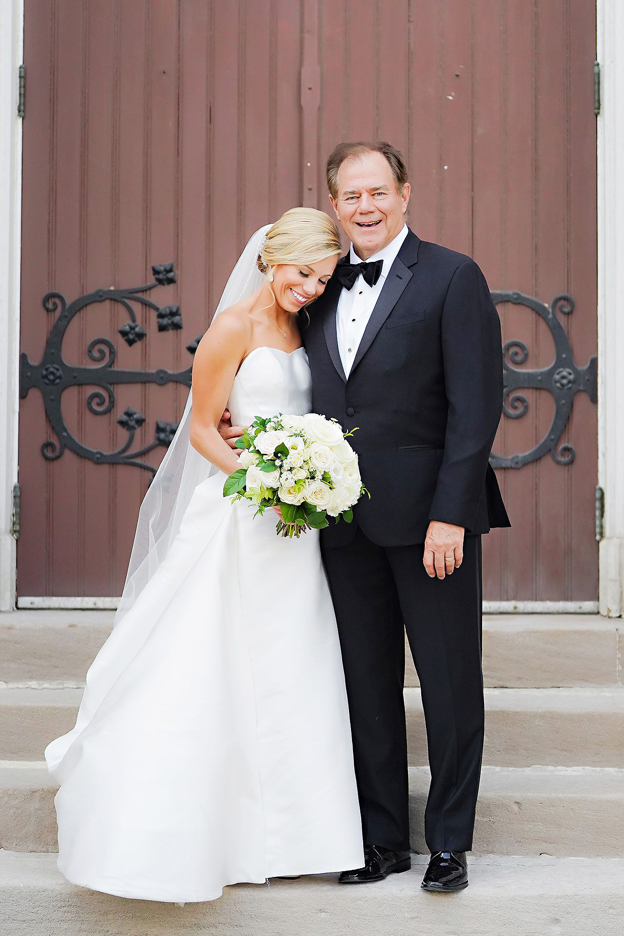 Jennie Mark Indiana Roof Ballroom Wedding 104