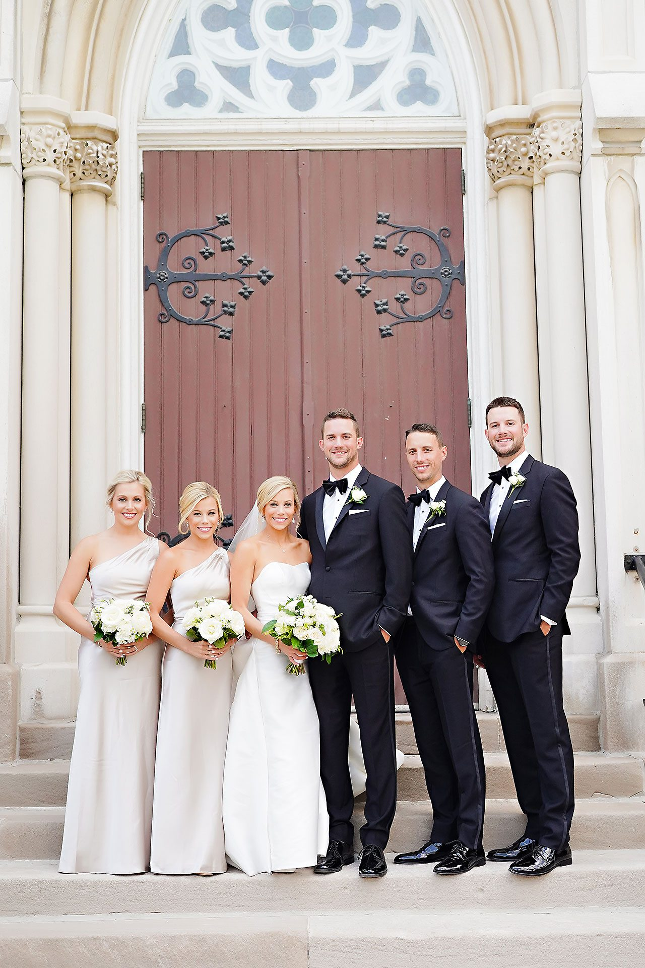 Jennie Mark Indiana Roof Ballroom Wedding 105