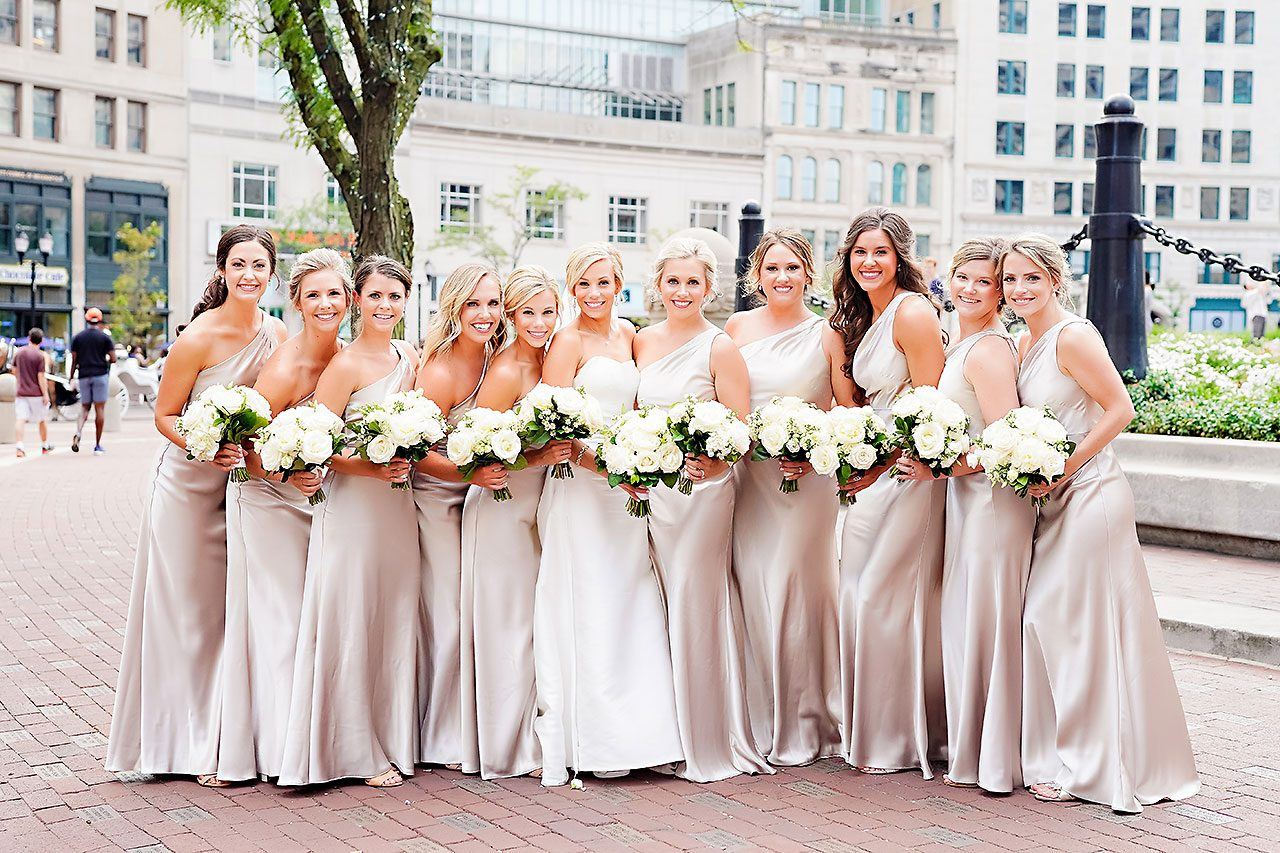 Jennie Mark Indiana Roof Ballroom Wedding 137