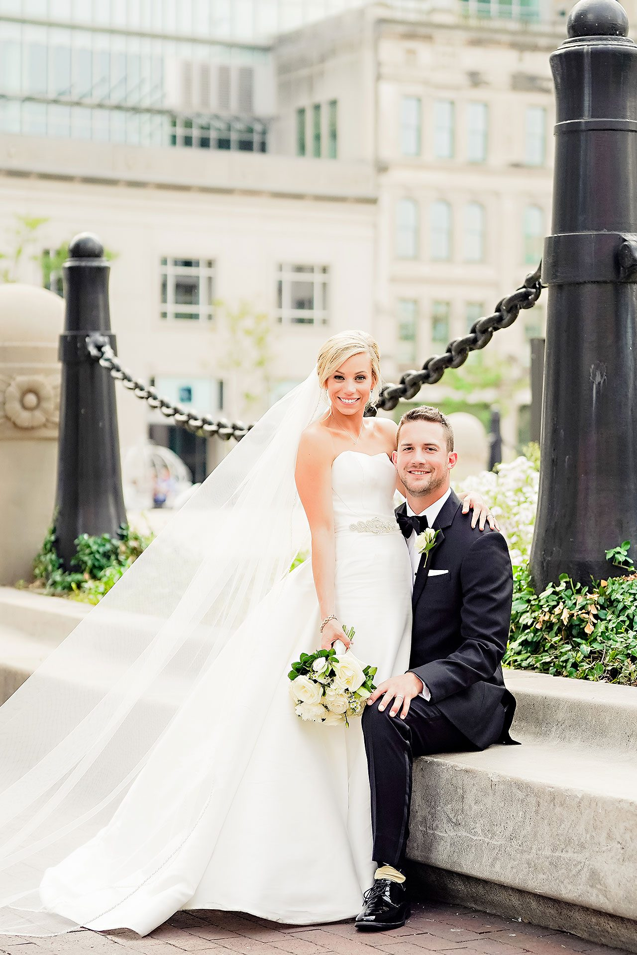 Jennie Mark Indiana Roof Ballroom Wedding 153
