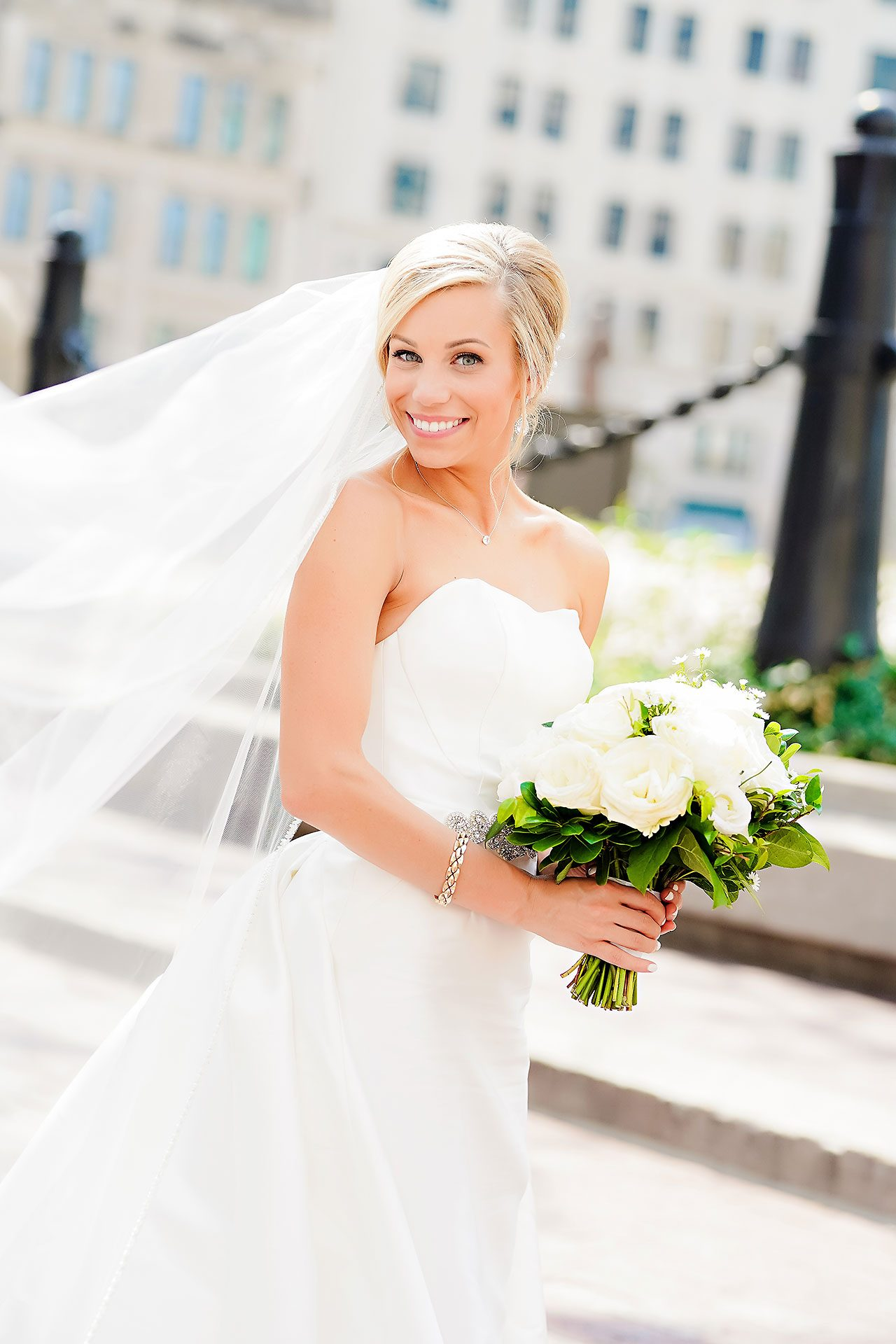Jennie Mark Indiana Roof Ballroom Wedding 173