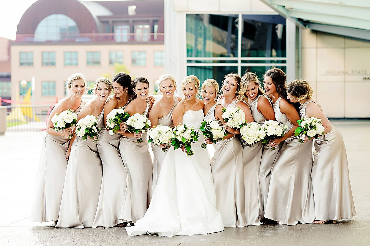 Jennie Mark Indiana Roof Ballroom Wedding 192