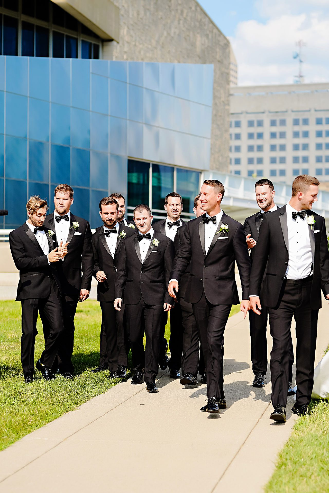 Jennie Mark Indiana Roof Ballroom Wedding 200