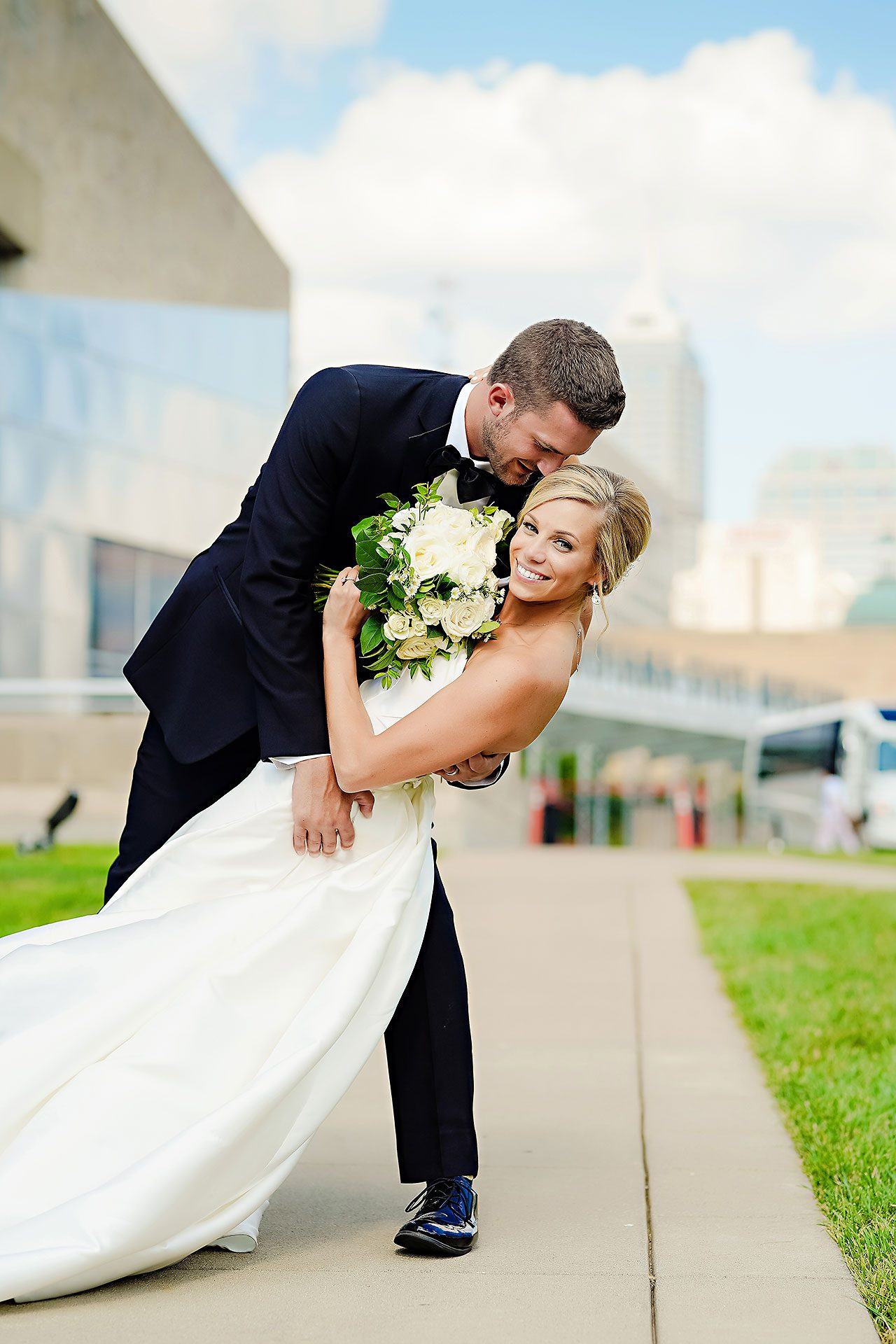 Jennie Mark Indiana Roof Ballroom Wedding 201