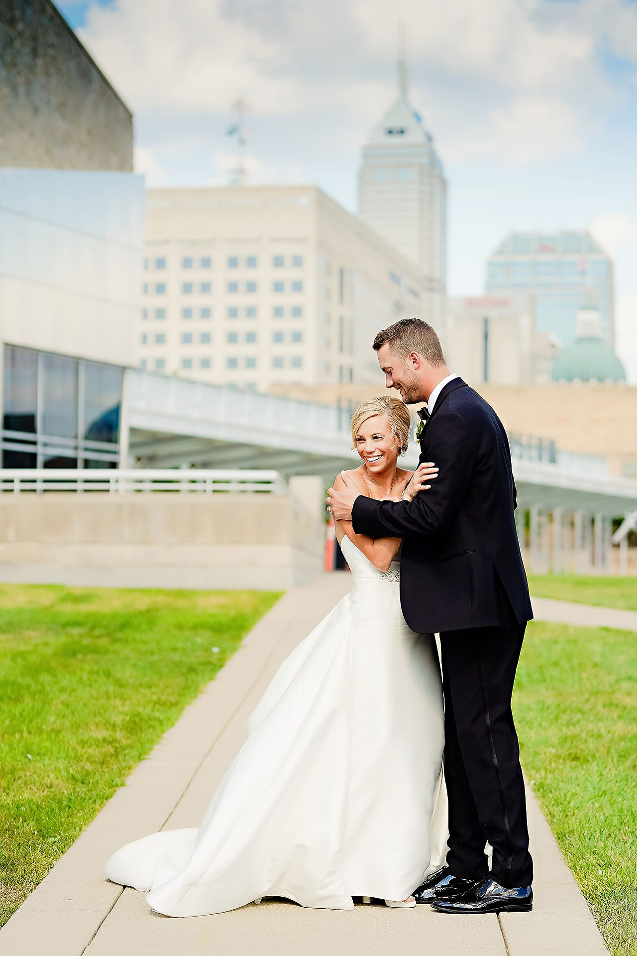 Jennie Mark Indiana Roof Ballroom Wedding 214