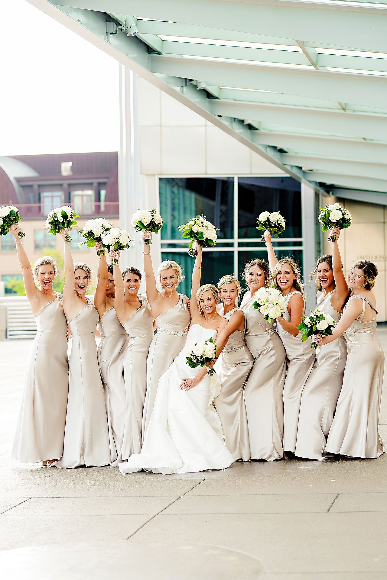 Jennie Mark Indiana Roof Ballroom Wedding 215
