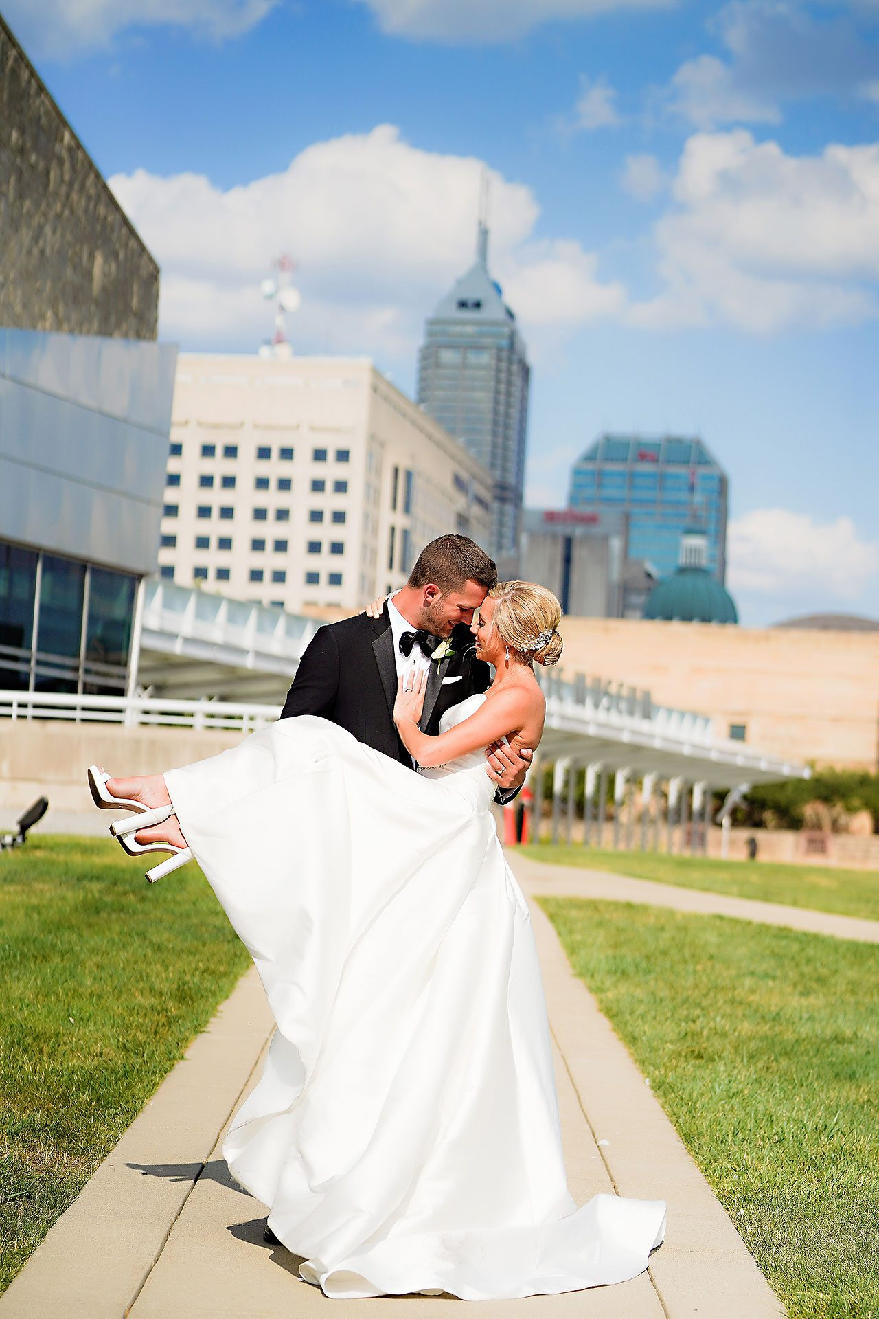 Jennie Mark Indiana Roof Ballroom Wedding 219