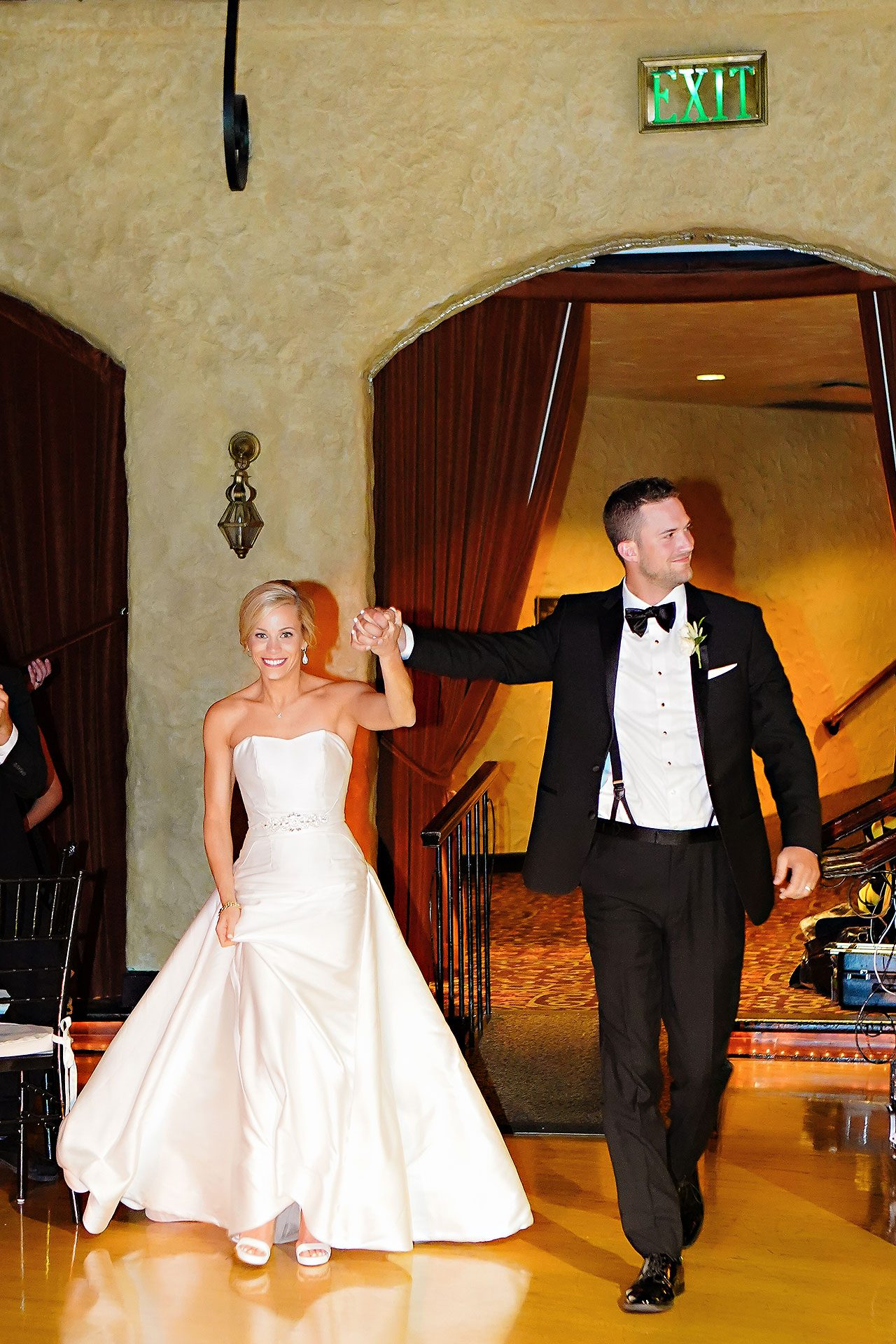 Jennie Mark Indiana Roof Ballroom Wedding 274