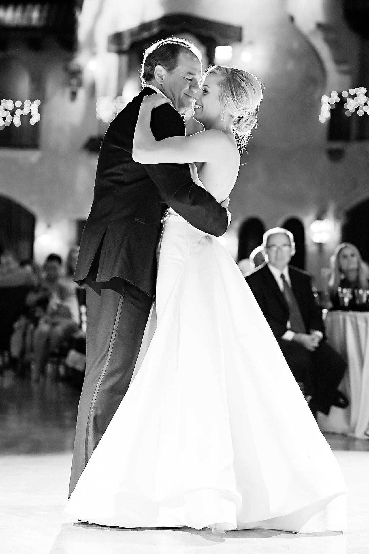 Jennie Mark Indiana Roof Ballroom Wedding 326