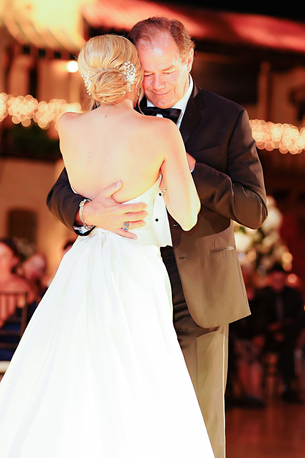 Jennie Mark Indiana Roof Ballroom Wedding 327