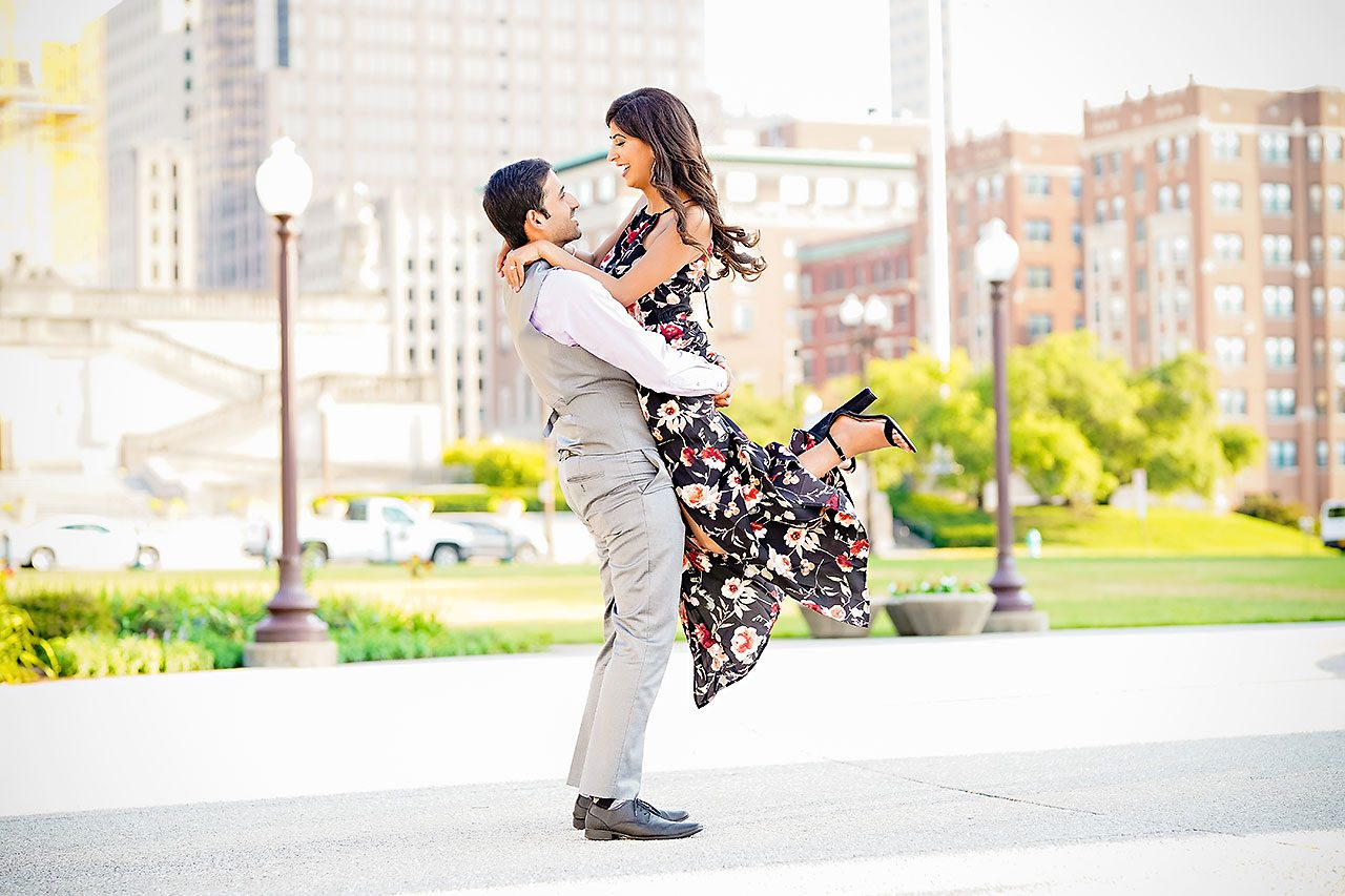 Shivani Kashyap Indian Engagement Session 097