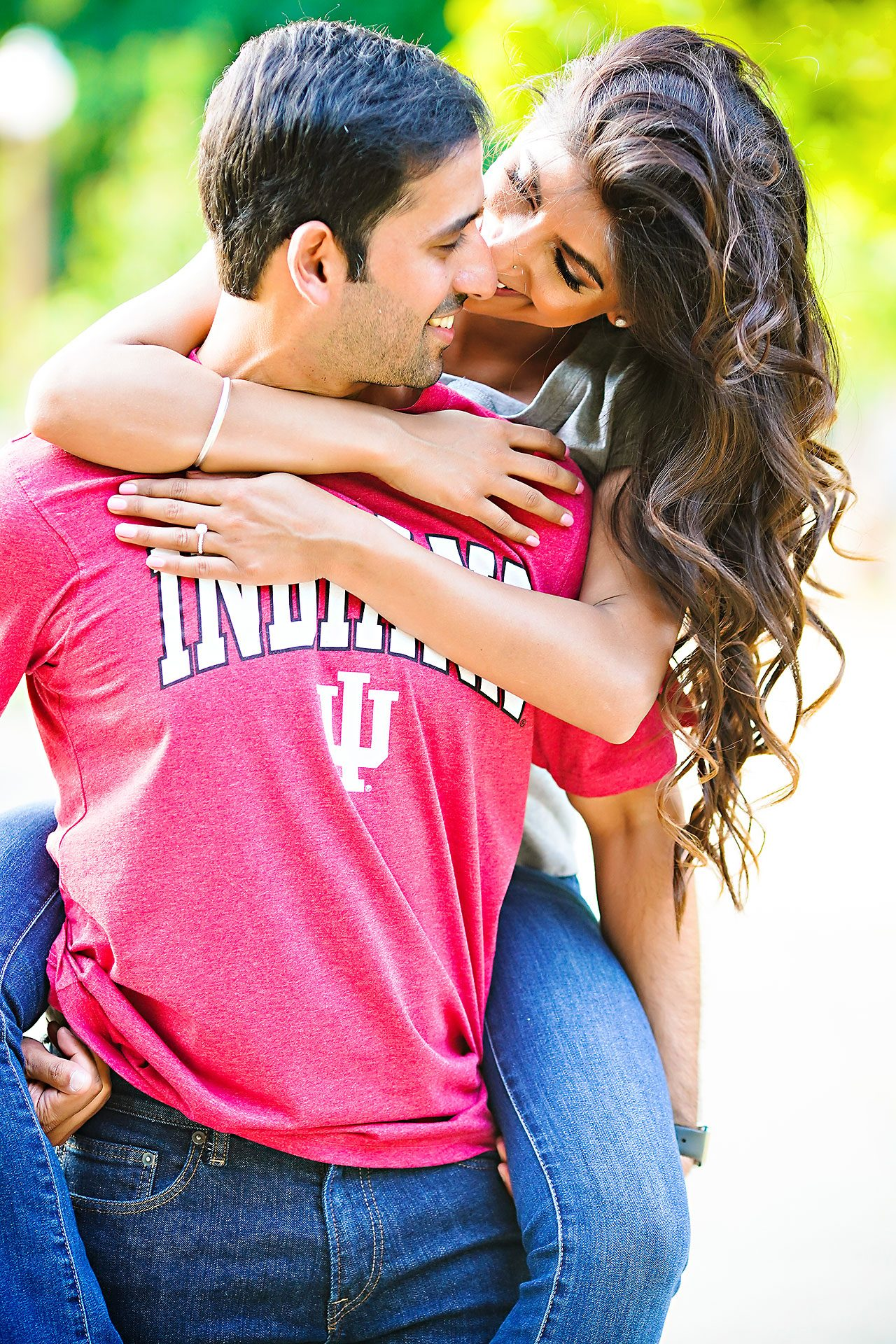 Shivani Kashyap Indian Engagement Session 131