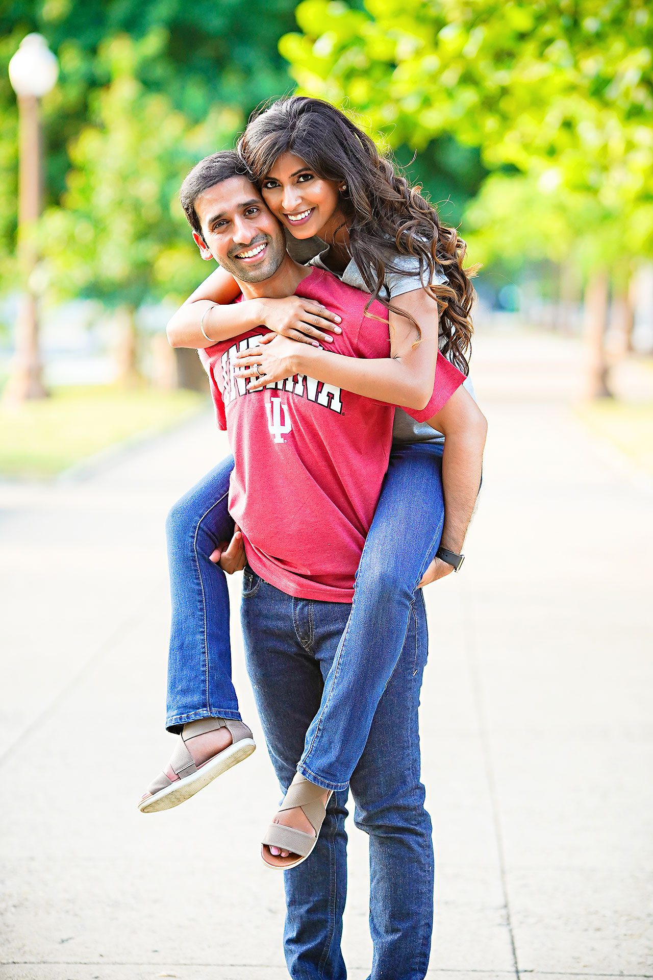 Shivani Kashyap Indian Engagement Session 139
