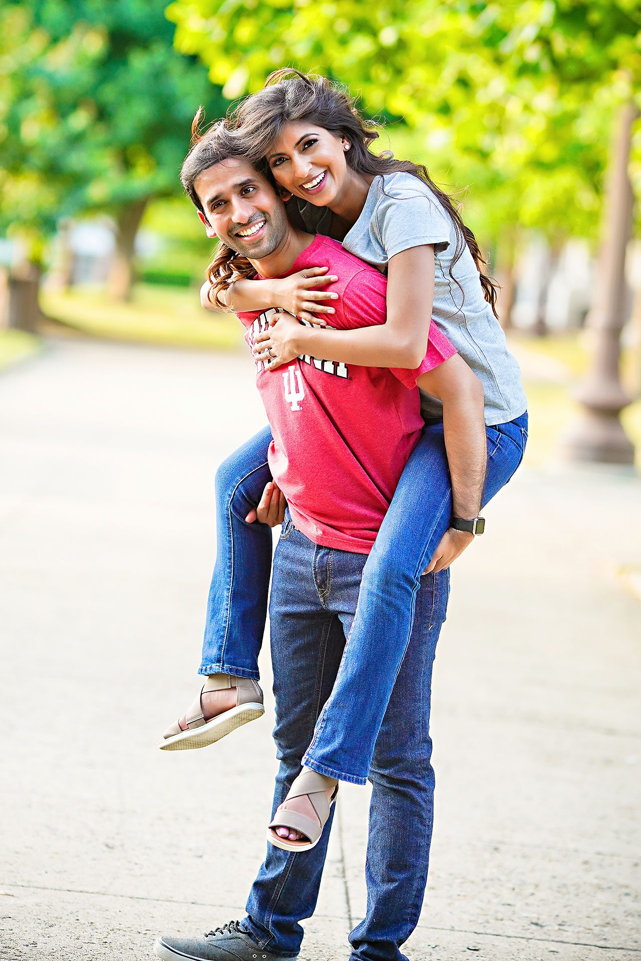 Shivani Kashyap Indian Engagement Session 141